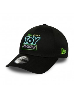 Gorra de niño TOY STORY 9FORTY new era negro
