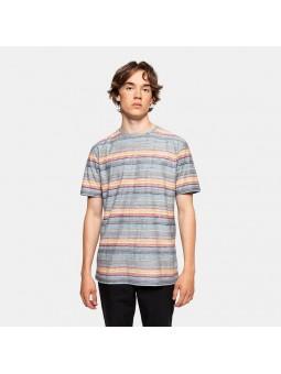 Camiseta REVOLUTION 1173 multicolor