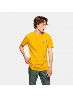 Camiseta REVOLUTION BOAT 1167 amarillo