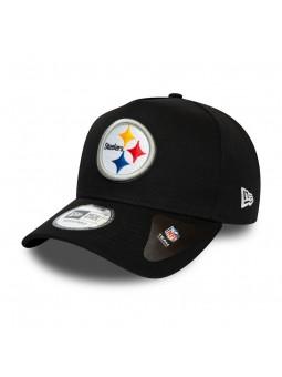 Gorra Pittsburgh STEELERS NFL Basic Aframe New Era negro
