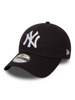 Gorra Yankees MLB baseball New Era tipo 9forty color negro