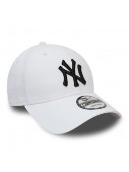 New Era League Basic 9FORTY MLB New York YANKEES white Cap