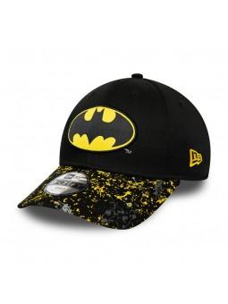 BATMAN Character 9FORTY New Era black Youth Cap
