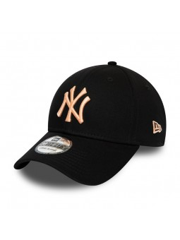 Gorra New York Yankees MLB League Basic 39thirty New Era marino
