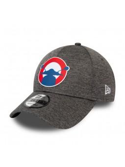 Logo Vespa New Era 9forty gray cap