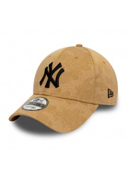 New York YANKEES MLB Engineered 9FORTY New Era beige Cap