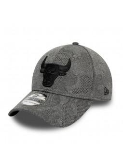 Chicago BULLS Engineered 39THIRTY New Era grey Cap