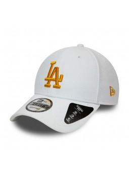 Los Angeles DODGERS MLB diamond 9FORTY New Era white Cap