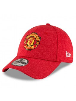MANCHESTER UNITED Shadow Tech 9FORTY New Era red Cap