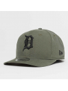Gorra Detroit TIGERS MLB Nylon Pre-curved 9FIFTY new era verde oliva