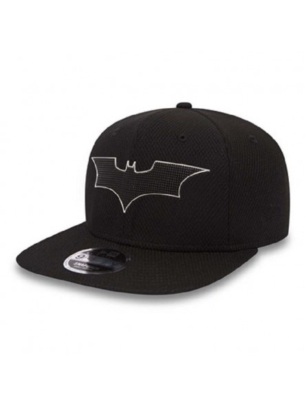 Gorra BATMAN Blacked Out 9FIFTY New Era snapback negro