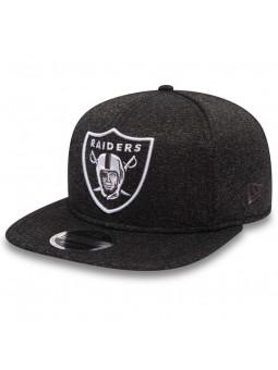 Gorra Oakland RAIDERS 9FIFTY NFL Jersey New Era gris