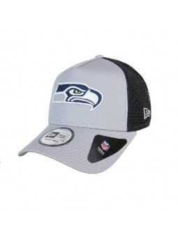 Seattle SEAHAWKS Essential trucker NFL New Era grey Cap