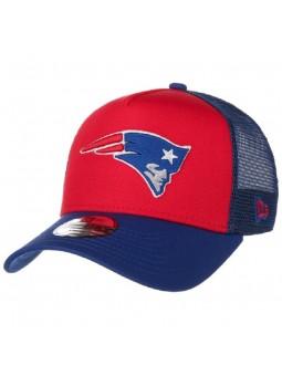 New England PATRIOTS Aframe trucker red/blue Cap