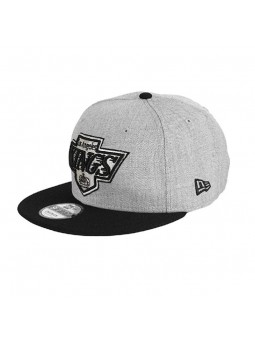 Gorra Los Angeles KINGS NHL Team Heather 9FIFTY gris/negro