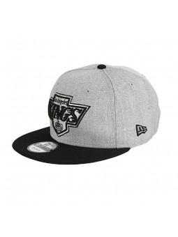 Los Angeles KINGS NHL Team Heather 9FIFTY grey/black cap