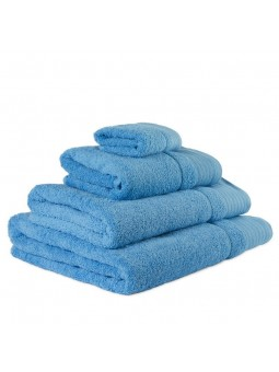 Towels GOLD teal colour