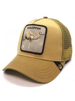 Gorra Goorin Bros CAMELLO TRACKTOR Schlepper Camel trucker camel