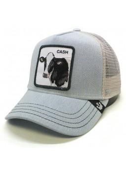 Animal Farm Cap with Goorin Bros Cow Cash Patch