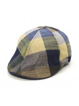 Square TOP HATS multicolour Beret