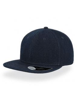 Gorra Atlantis SNAP DENIM