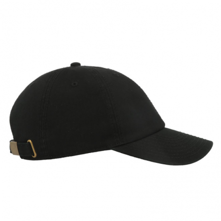Gorra Atlantis DAD HAT Negro