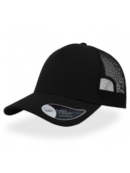 Atlantis Rapper Jersey black cap