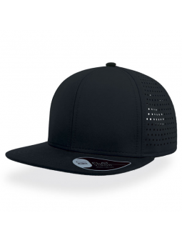 Gorra BANK Atlantis negro
