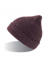 Fusion Atlantis Melange burgundy winter Beanie