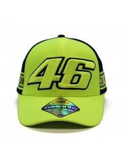 Gorra MotoGP Valentino ROSSI The Doctor 46 amarillo/negro