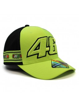 MotoGP 46 Valentino ROSSI The Doctor yellow/black Cap