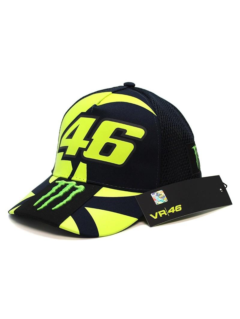 Valentino ROSSI Monster Energy navy cap