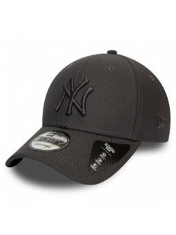 Gorra New York YANKEES MLB Mono Team 9FORTY New Era gris oscuro