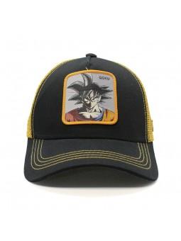 Son Goku Dragon Ball Capslab Cap | Anime Trucker Caps | 3 Colors