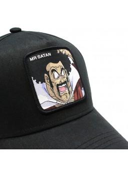 Gorra MR SATAN DRAGON BALL Negro