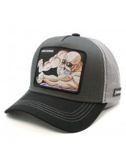 Kame Sen'nin Dragon Ball grey trucker Cap Capslab