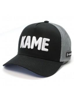KAME HOUSE Dragon Ball black trucker Cap Capslab