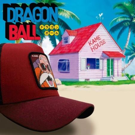 Kame Sen'nin Dragon Ball grey Cap