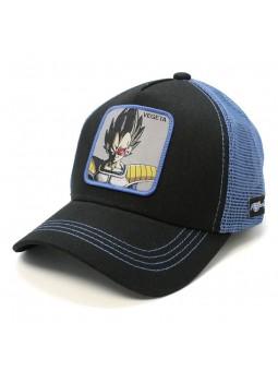 VEGETA Dragon Ball navy/yellow Trucker Cap Capslab