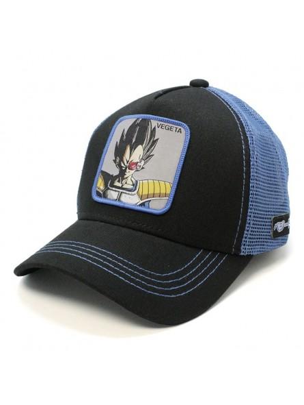 VEGETA Dragon Ball navy/yellow Trucker Cap