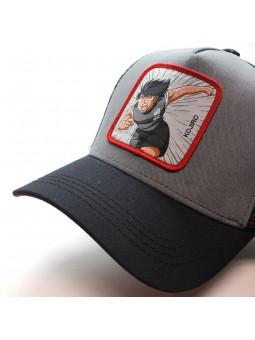 "Captain TSUBASA ""KOJIRO HYUGA"""" black Trucker Cap Capslab"