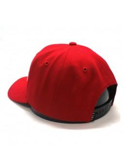 KING Whitechapel curved black Cap
