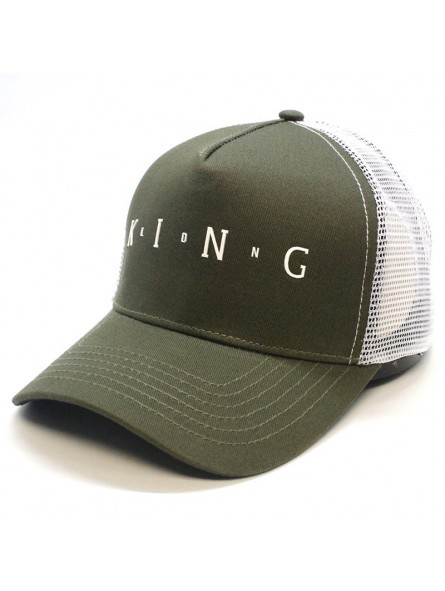 KING Aldgate trucker black Cap