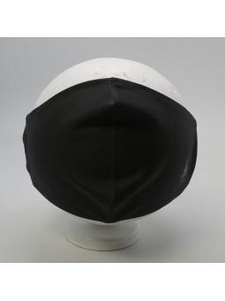Hygienic Mask Nisko and Smiling Black Adult Size Reusable
