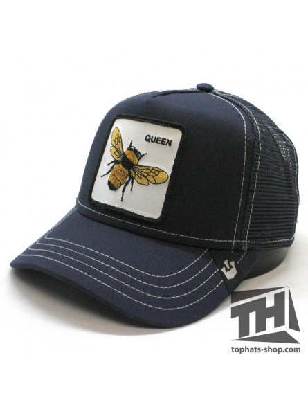 Gorra Abeja Reina Goorin Bros  | Queen Bee Trucker 3 Modelos Adulto