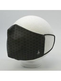 Junior Black Knots Reusable Hygienic Mask 50 washes