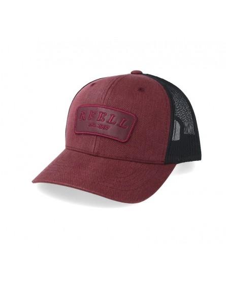 Reell Mesh Cap   Curved Trucker Caps 3 Colors Adult