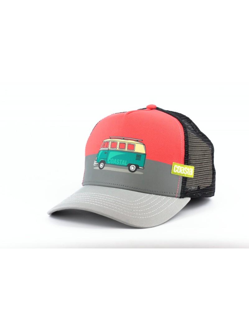Coastal Zombie shakka Trucker Cap Mesh Casquette Capuchon meshcap Basecap Caps Cappy