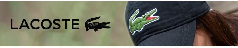 Gorras Lacoste con Estilo Deportivo con Logo Cocodrilo