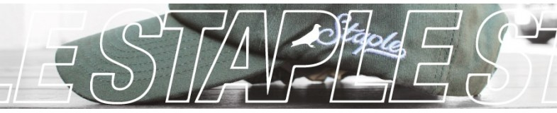 Staple Pigeon Caps and Clothes with Free shipping in Europe from 80€